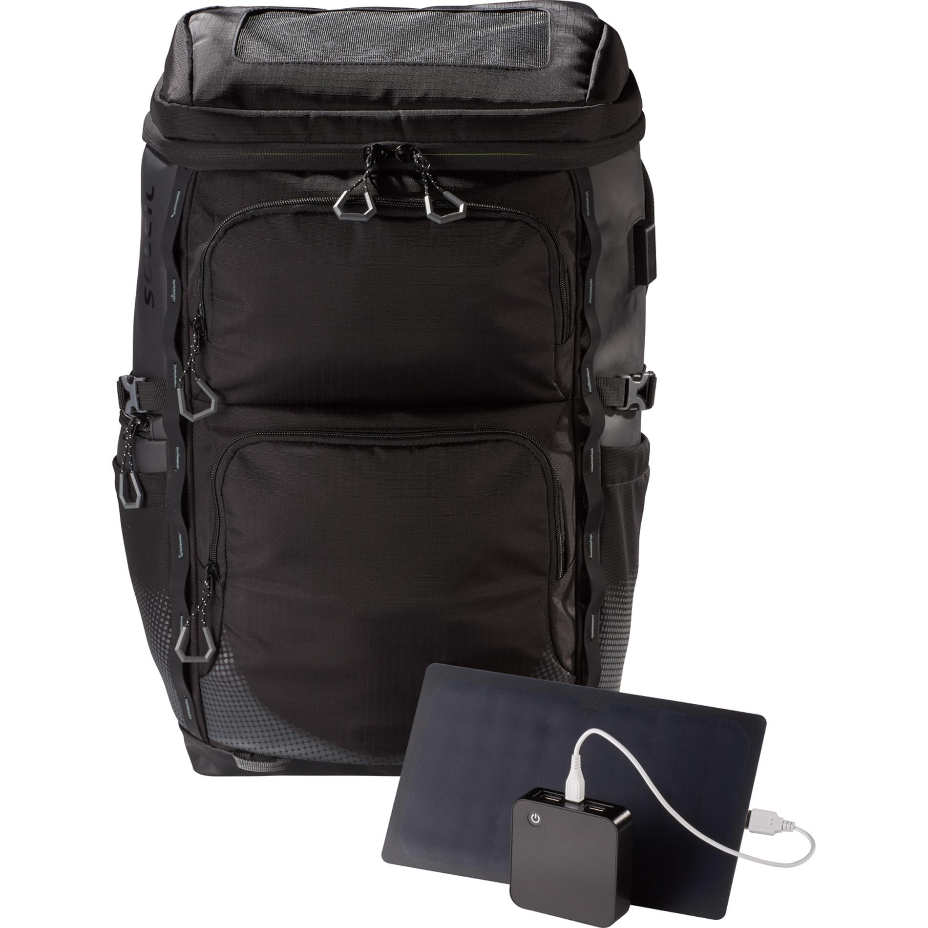 Elevate 1975-21 - Soleil Backpack w/ 6000 mAh Powerbank