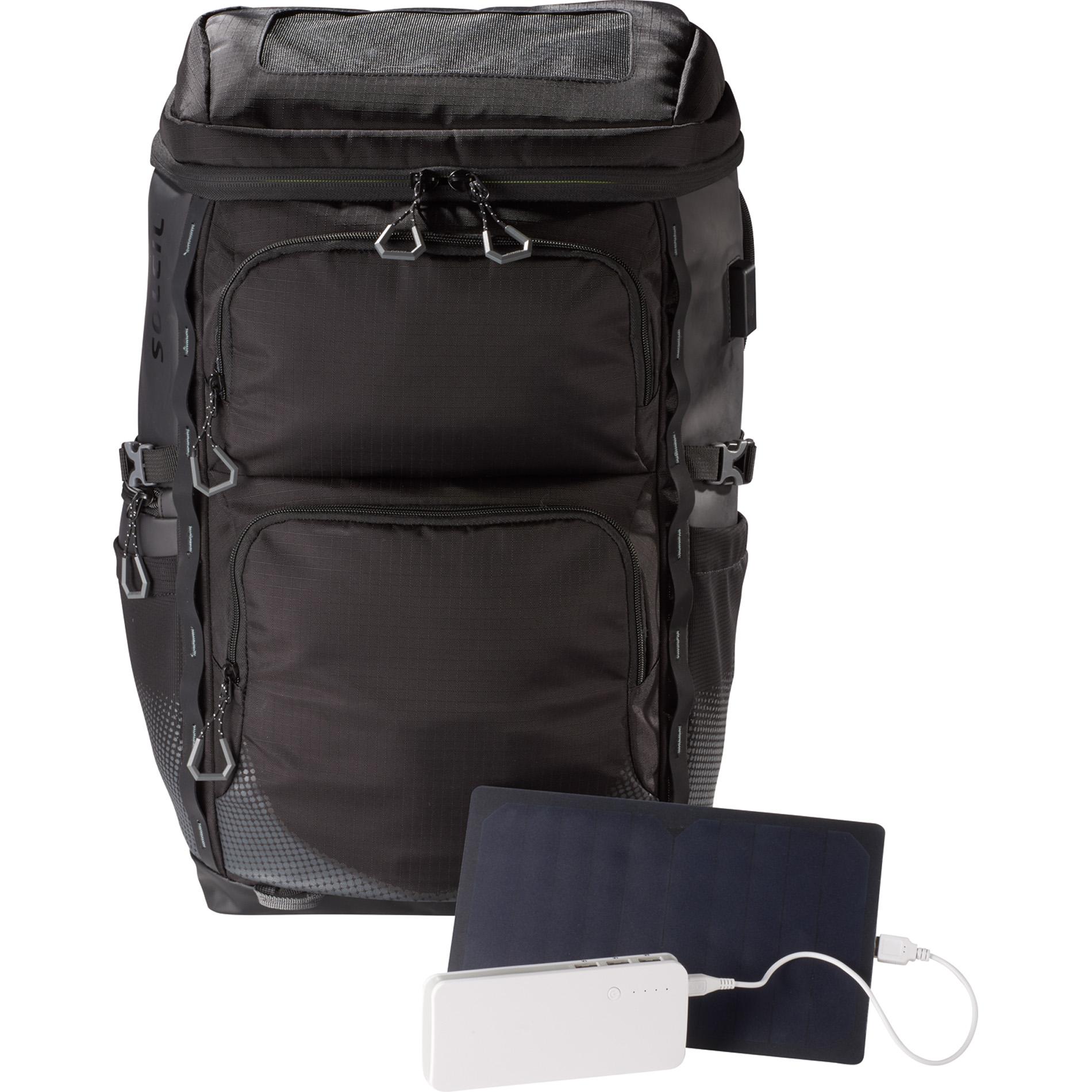 Elevate 1975-22 - Soleil Backpack w/ 10000 mAh Powerbank