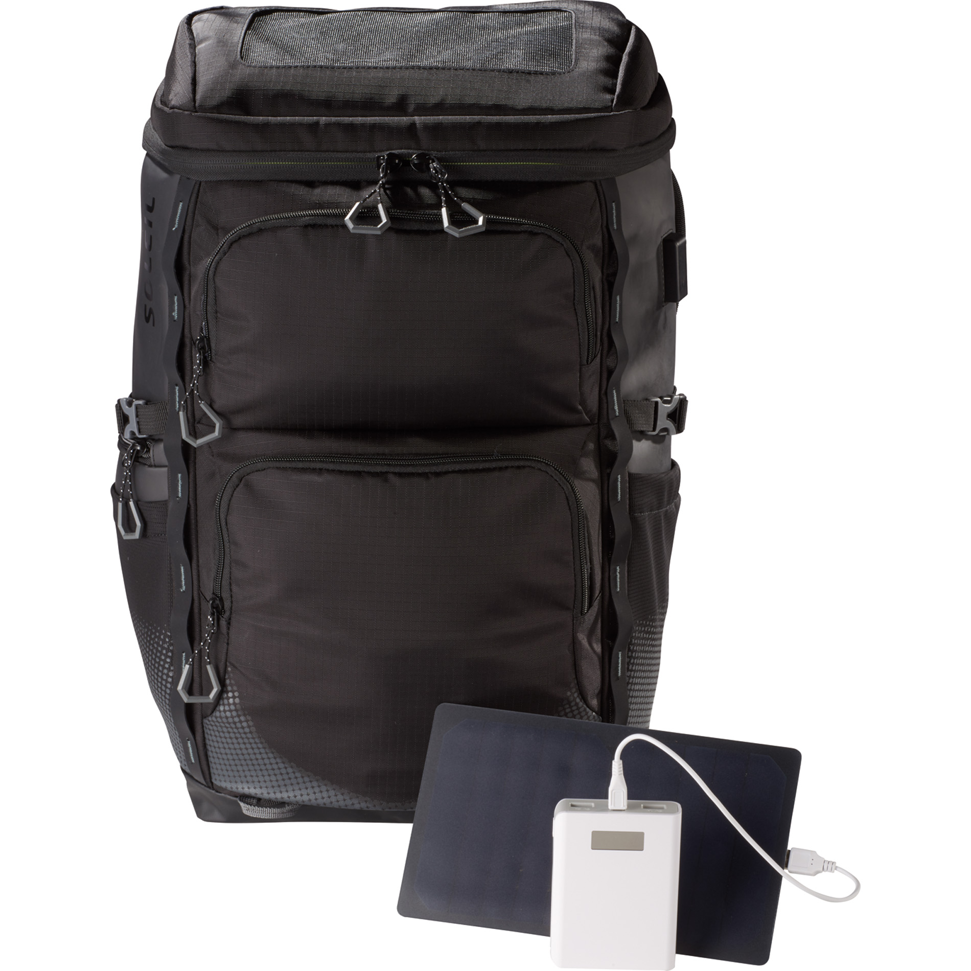 Elevate 1975-23 - Soleil Backpack w/ 8000 mAh Powerbank
