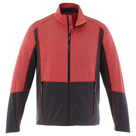 Elevate TM12933 - Men's Verdi Hybrid Softshell Jacket
