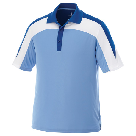 Elevate TM16221 - Men's Vesta Short Sleeve Polo