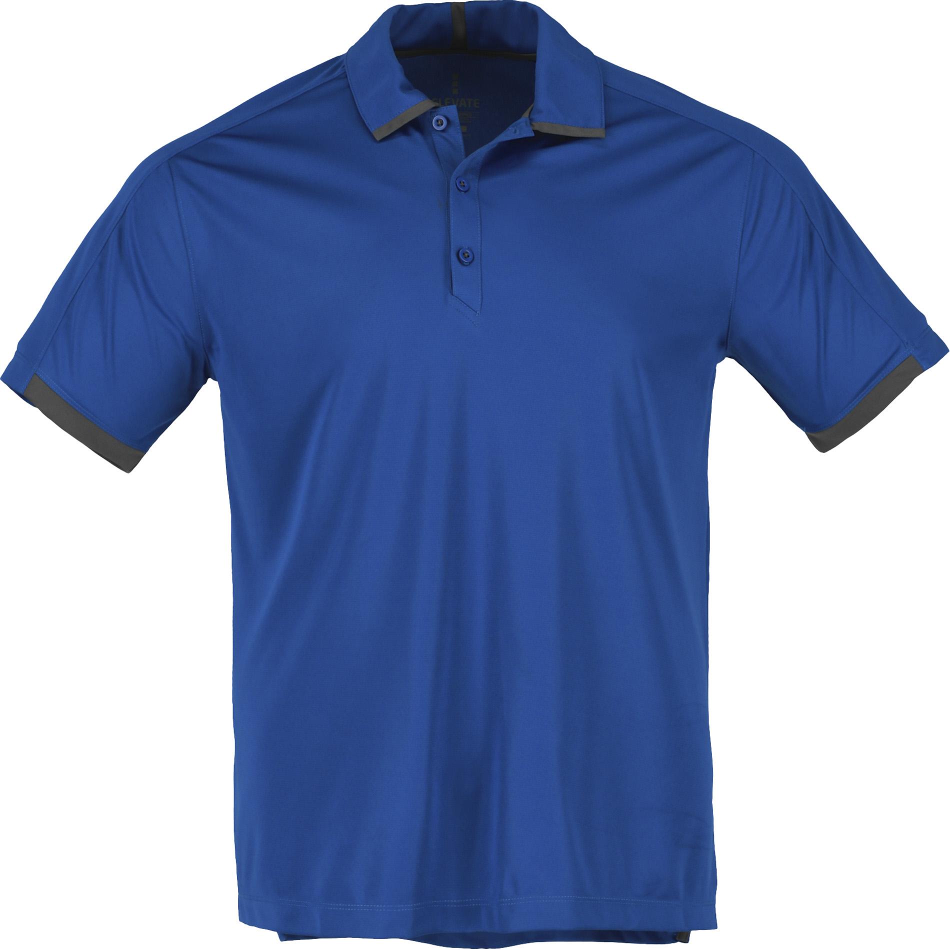 Elevate TM16512 - Men's CERRADO Short Sleeve Polo