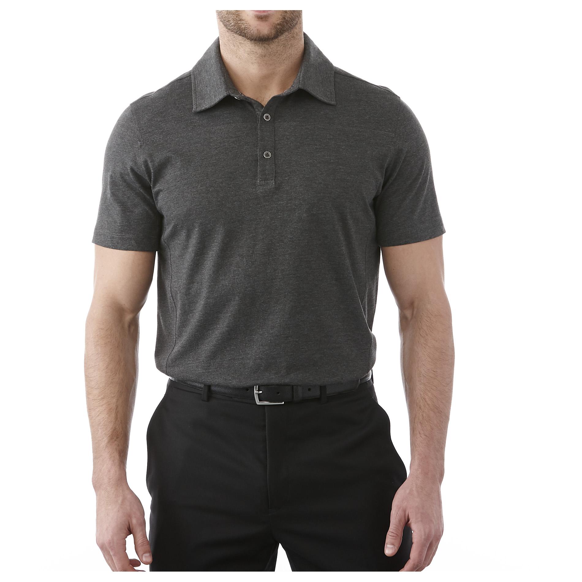 Elevate TM16611 - Men's CONCORD Short Sleeve Polo