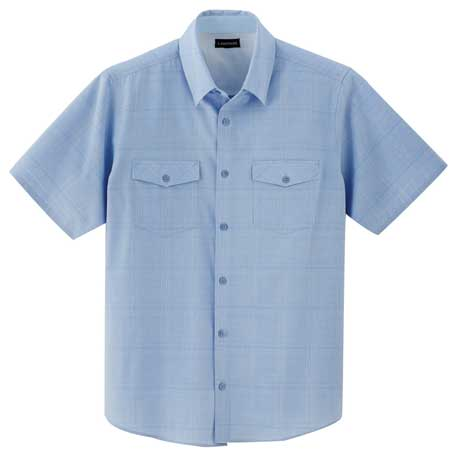 Elevate TM17652 - Men's Sanchi SS Shirt