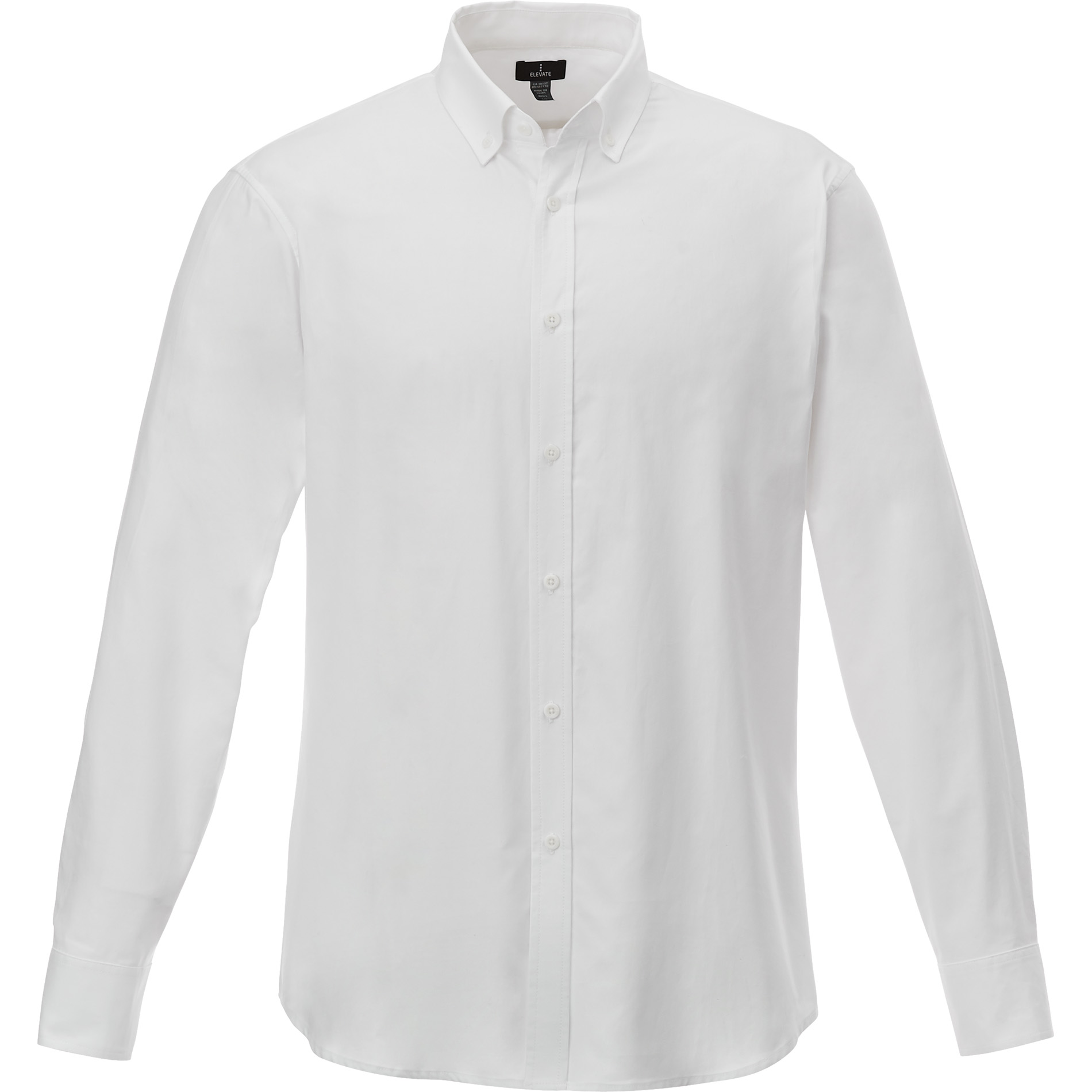 Elevate TM17701 - Men's IRVINE Oxford Long Sleeve Shirt