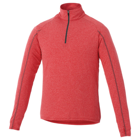 Elevate TM17810 - Taza Knit Quarter Zip