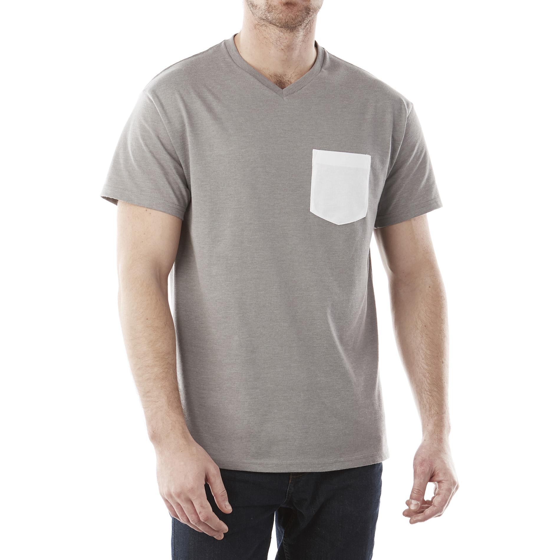 Elevate TM17815 - Men's MONROE Short Sleeve Pocket Tee