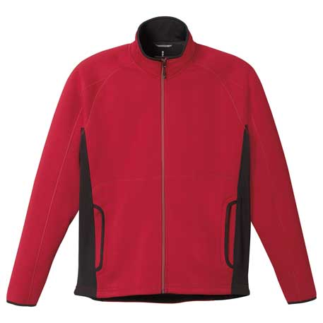 Elevate TM18115 - Men's Ferno Bonded Knit Jacket