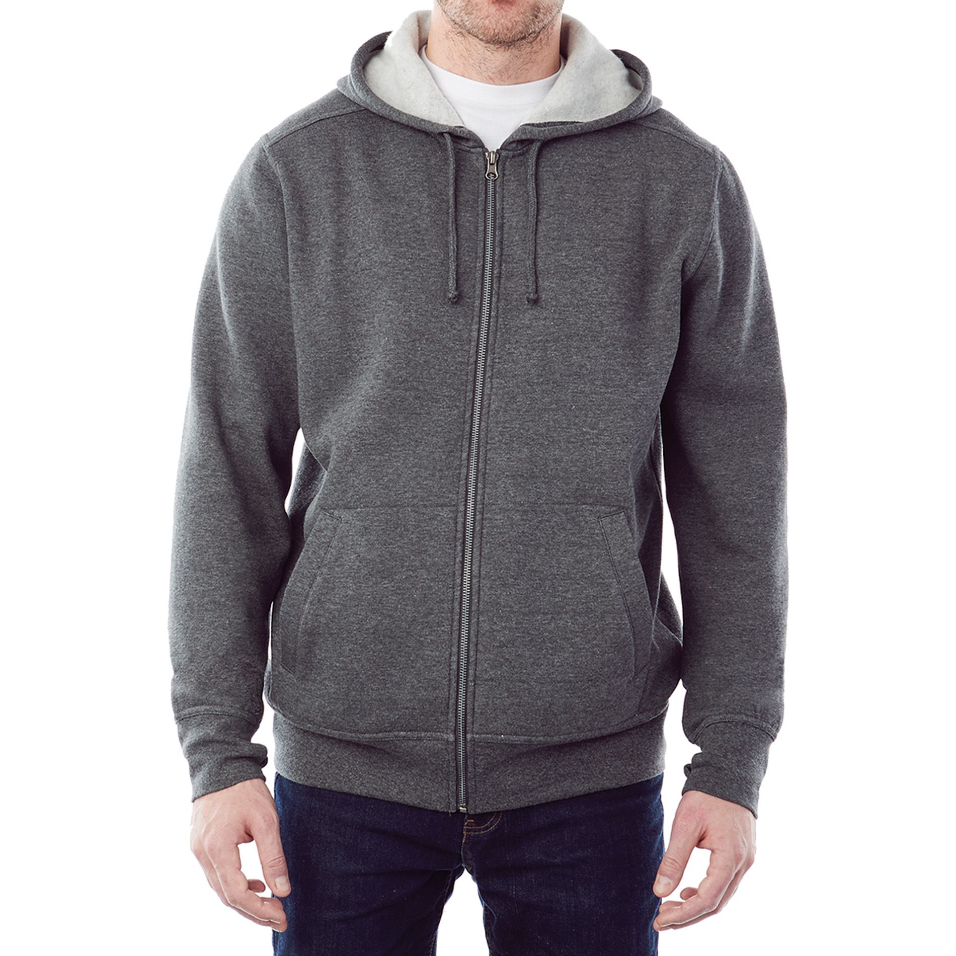 Elevate TM18135 - Men's CYPRESS Fleece Zip Hoodie