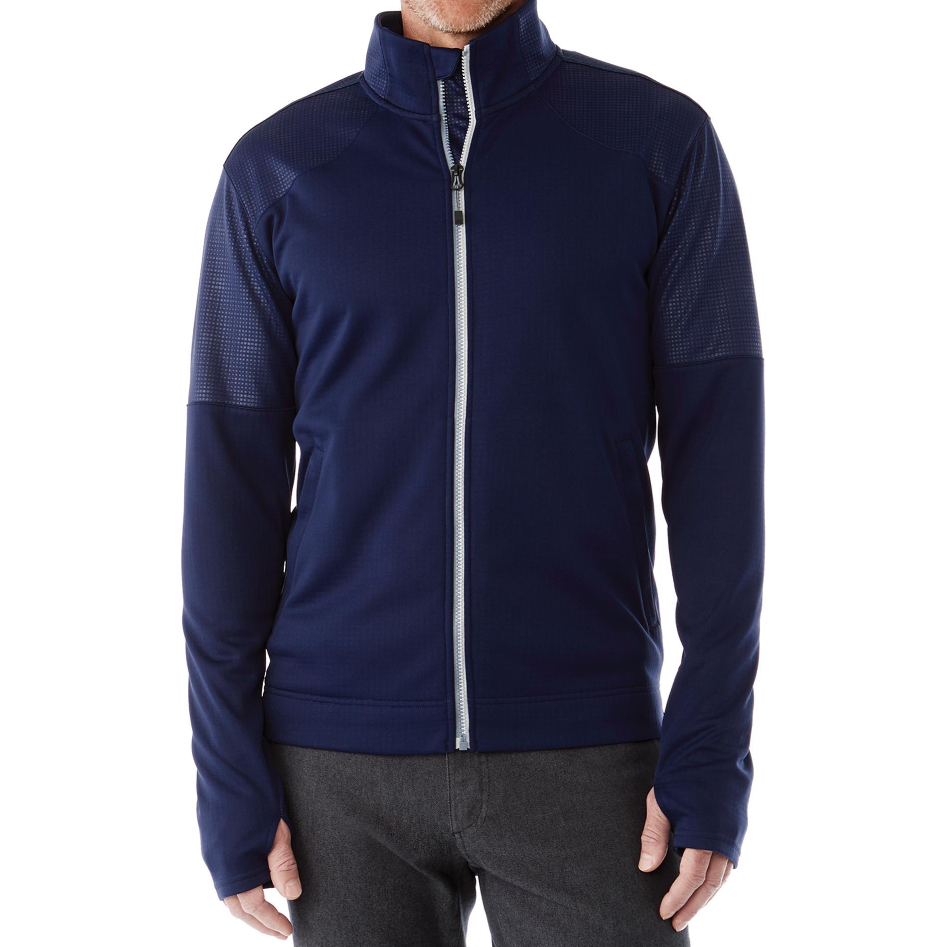 Elevate TM18154 - Men's SENGER Knit Jacket