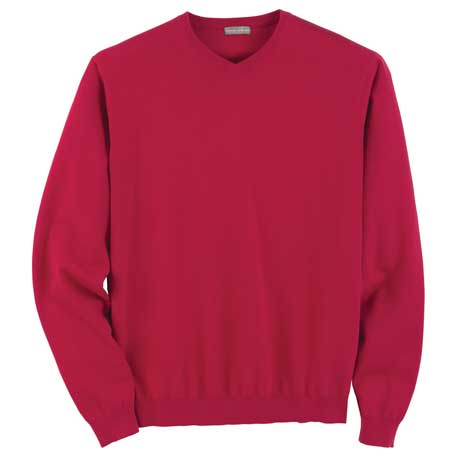 Elevate TM18603 - FREEPORT V-NECK SWEATER