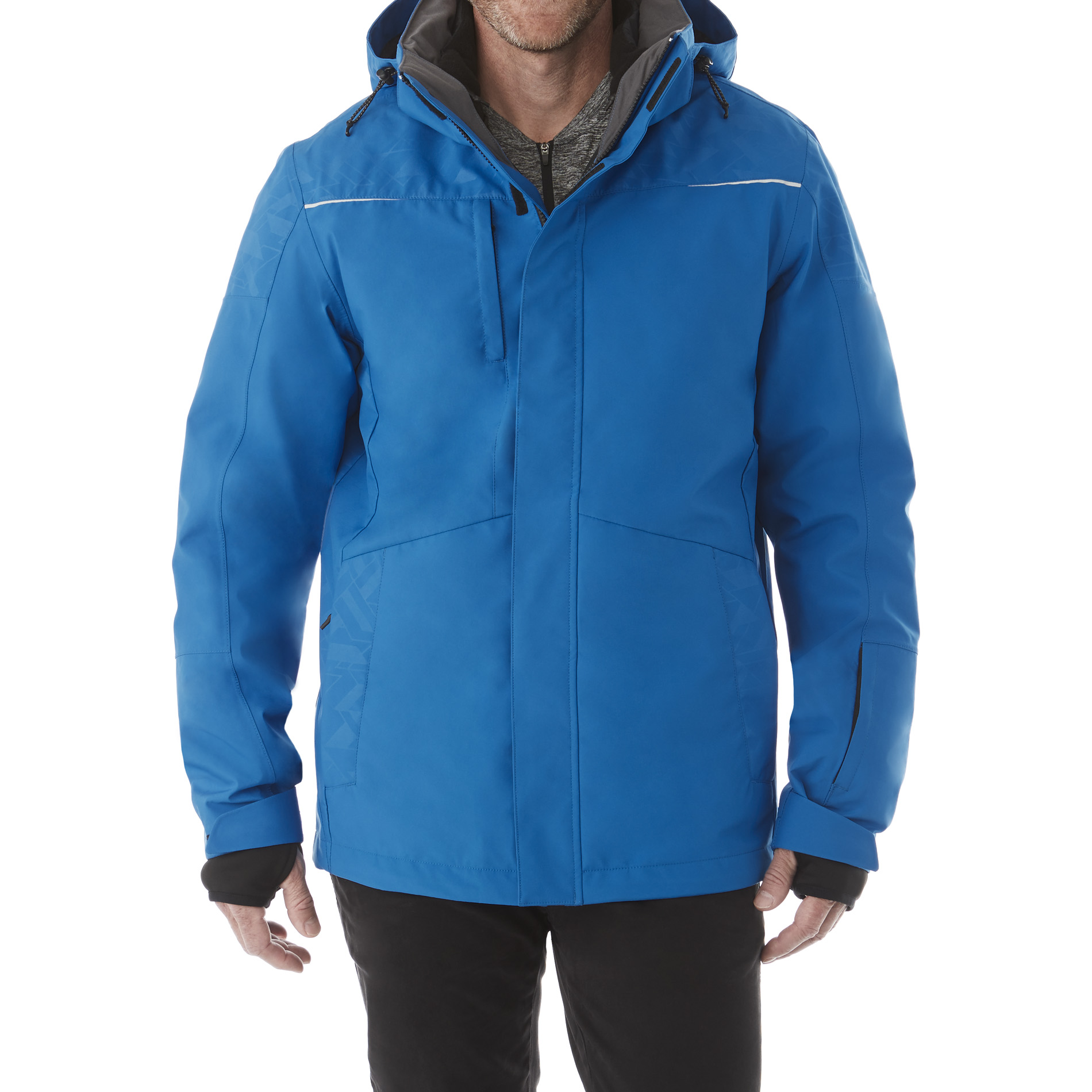 Elevate TM19306 - Men's YAMASKA 3-in-1 Jacket