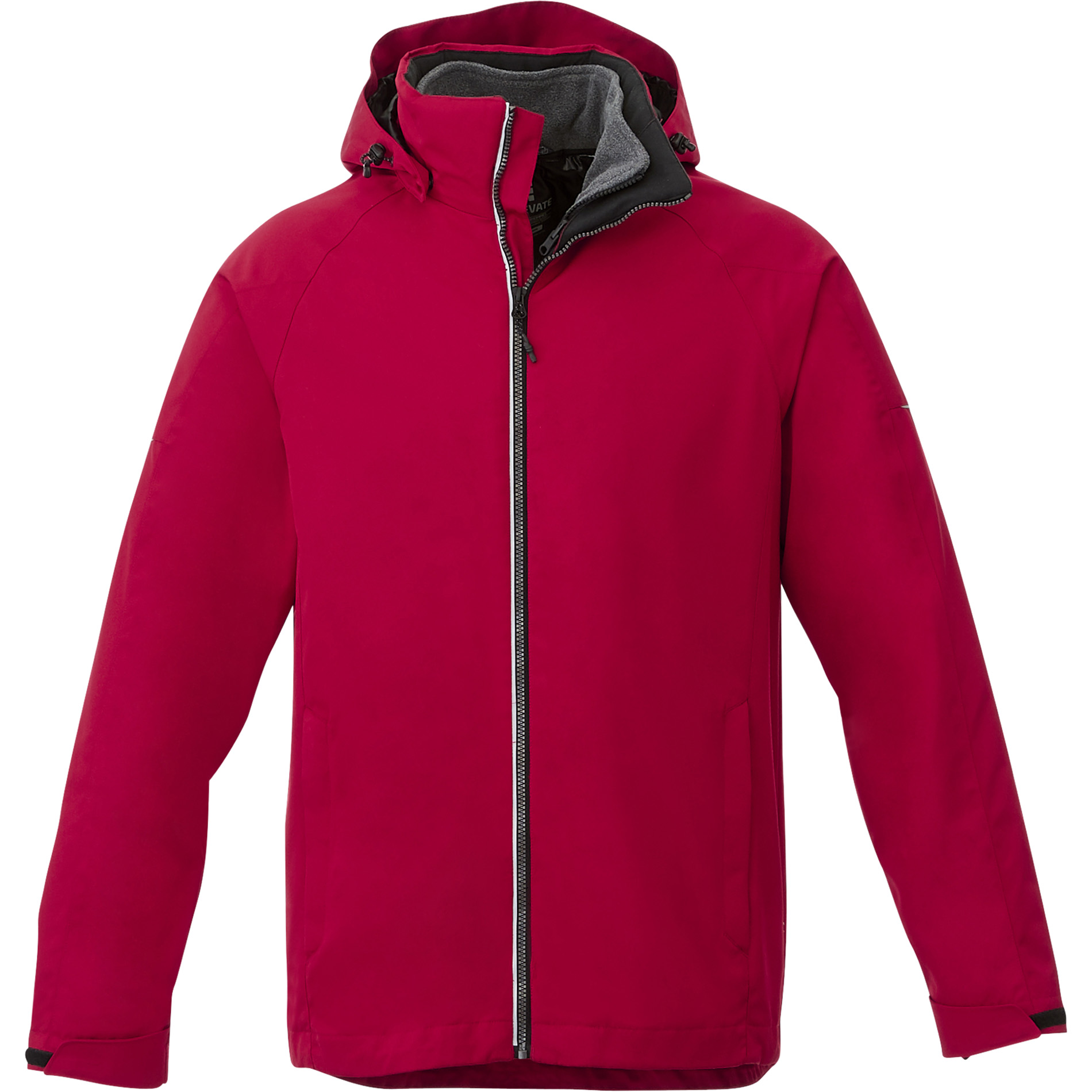 Elevate TM19307 - Men's Arlington 3-in-1 Jacket