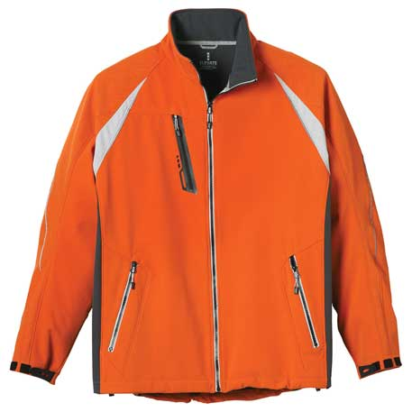 Elevate TM19520 - Men's Katavi Softshell Jacket
