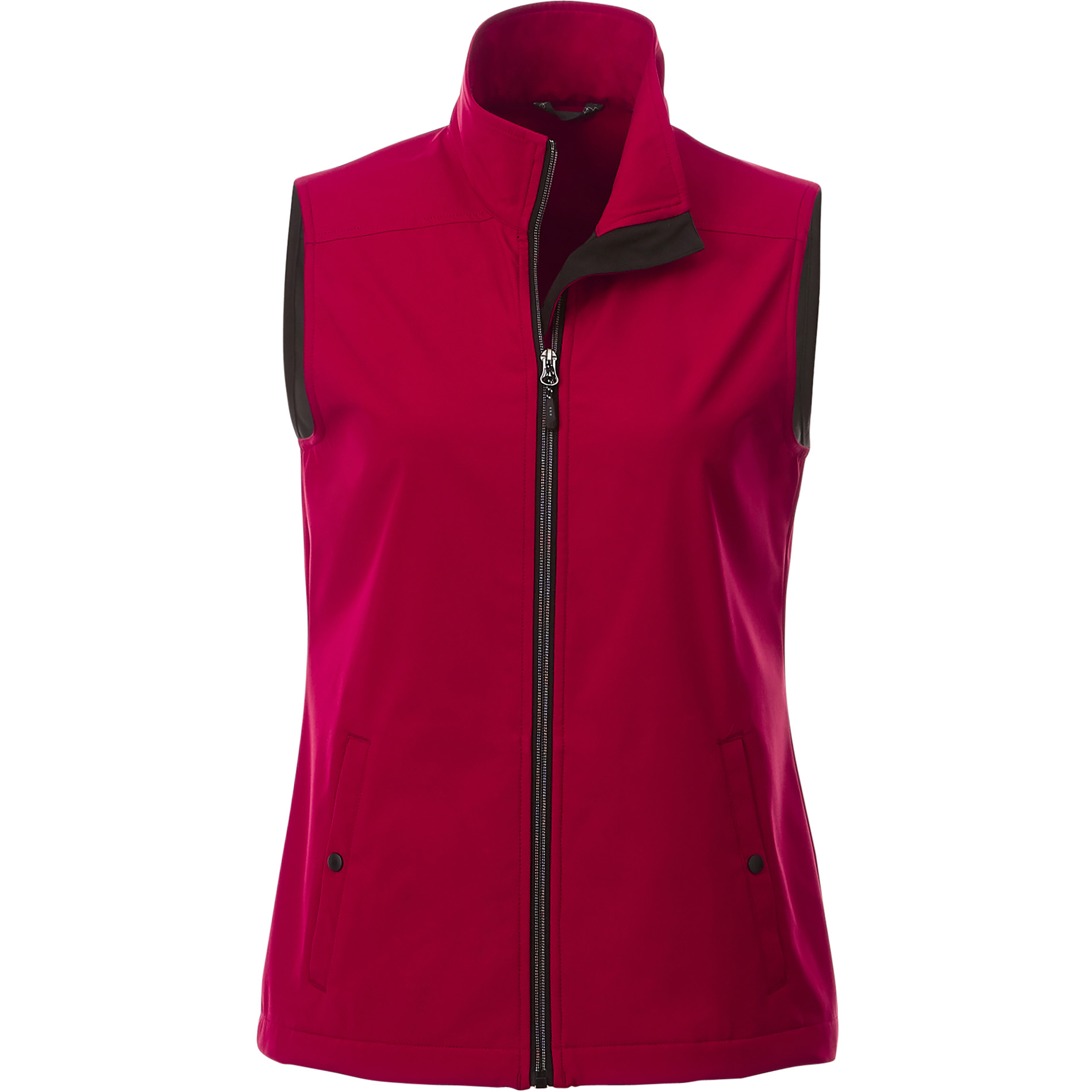 Elevate TM92504 - Women's Warlow Softshell Vest