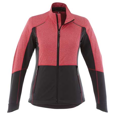 Elevate TM92933 - Women's Verdi Hybrid Softshell Jacket