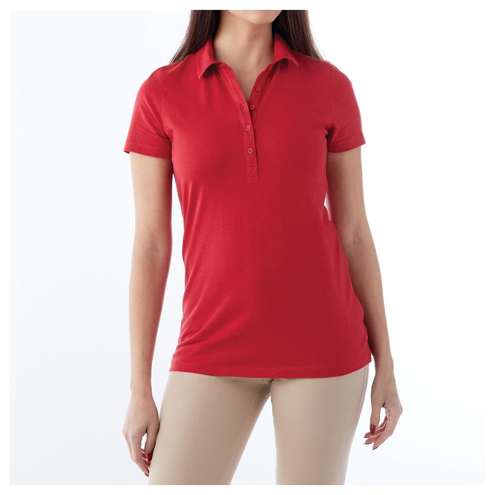 Elevate TM96224 - Women's ACADIA Short Sleeve Polo