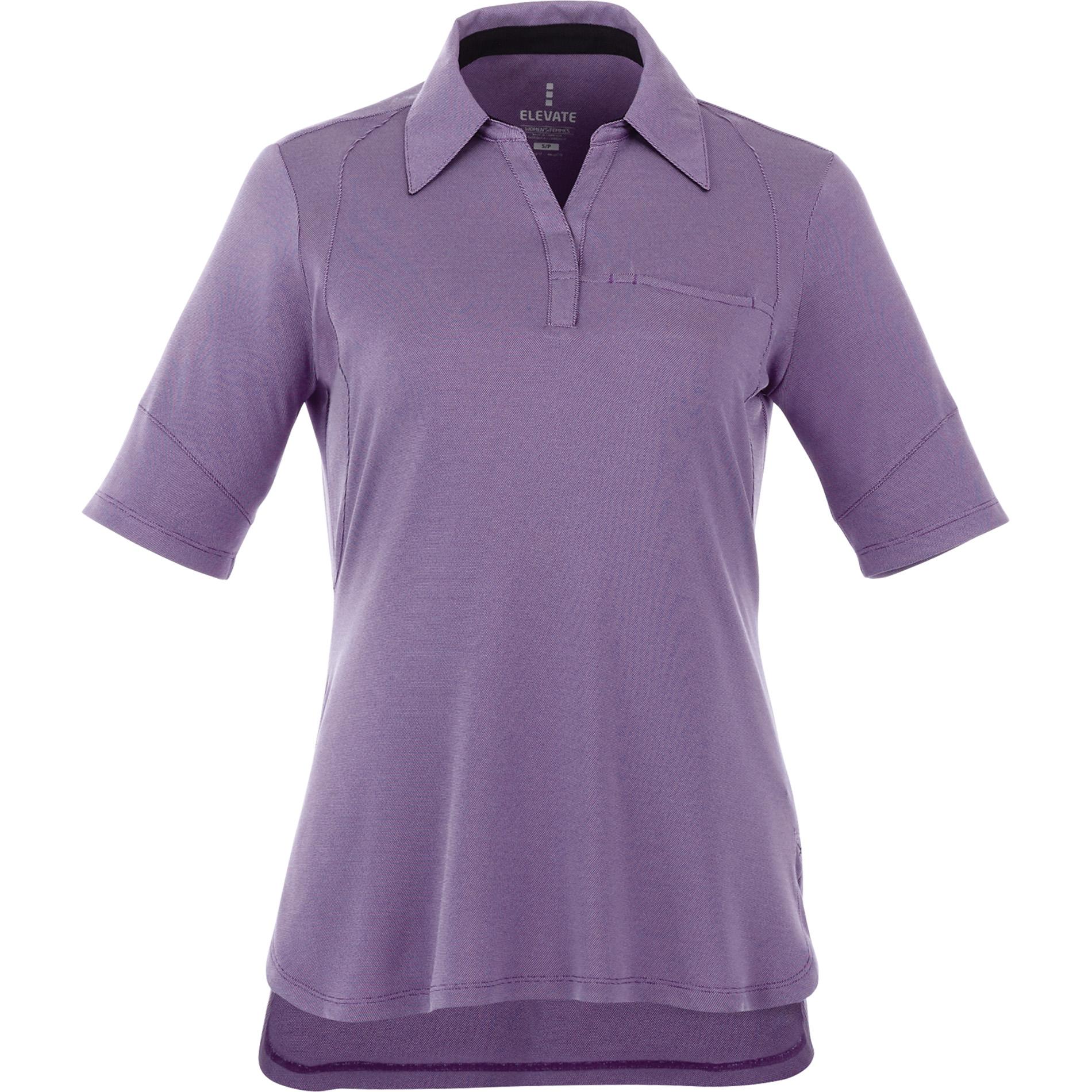 Elevate TM96509 - Women's TORRES Short Sleeve Polo