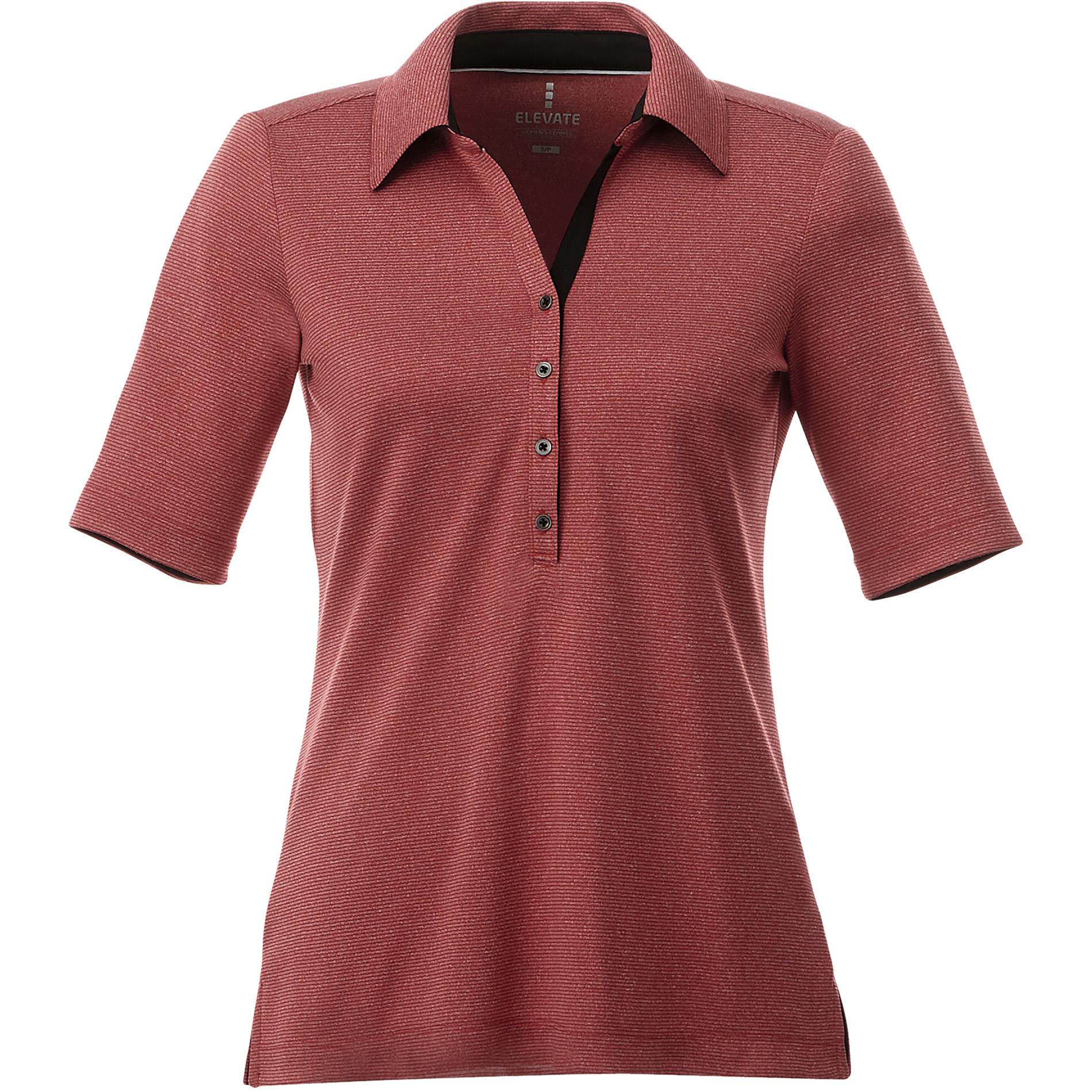 Elevate TM96705 - Women's Skara SS Polo
