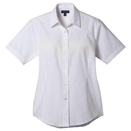 Elevate TM97733 - Women's Lambert Oxford SS Shirt