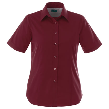 Elevate TM97745 - Women's Stirling Short Sleeve Shirt