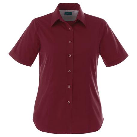 Elevate TM97745 - Women's Stirling Short Sleeve Shirt