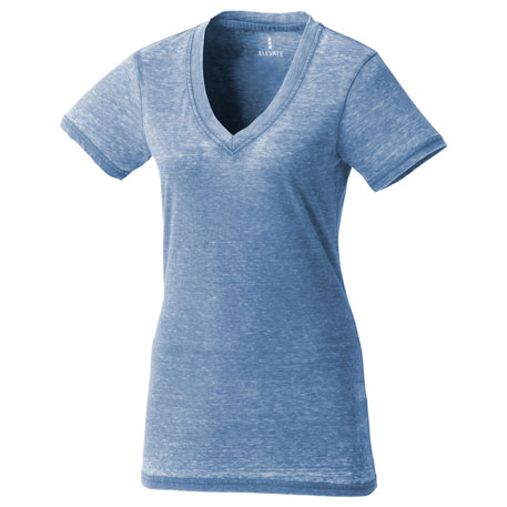 Elevate TM97898 - Women's Burnout Jersey SS Tee