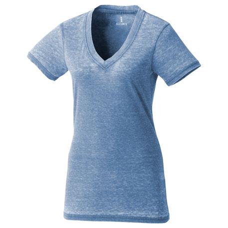 Elevate TM97898 - Women's Burnout Jersey SS Tee