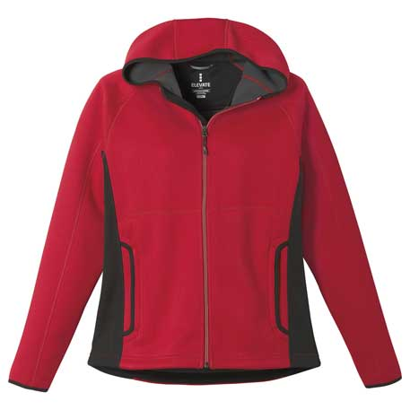 Elevate TM98115 - Women's Ferno Bonded Knit Jacket
