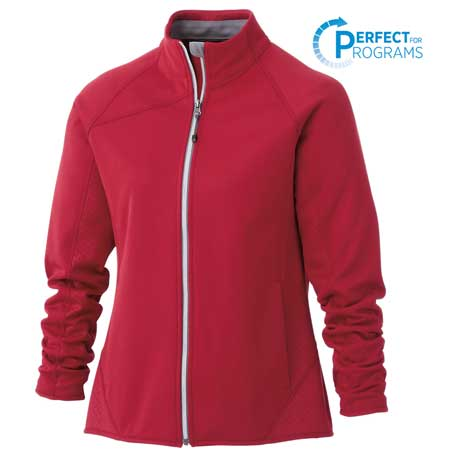Elevate TM98120 - Women's Oyama Knit Jacket