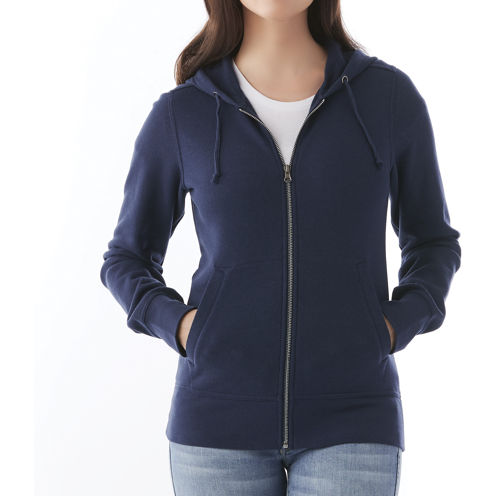 Elevate TM98135 - Women's CYPRESS Fleece Zip Hoodie