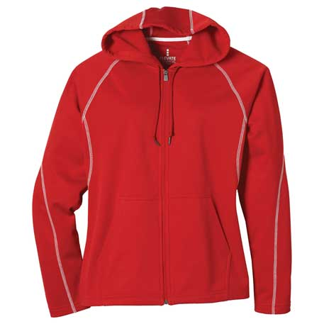 Elevate TM98202 - Women's Tonle Full Zip Hoody