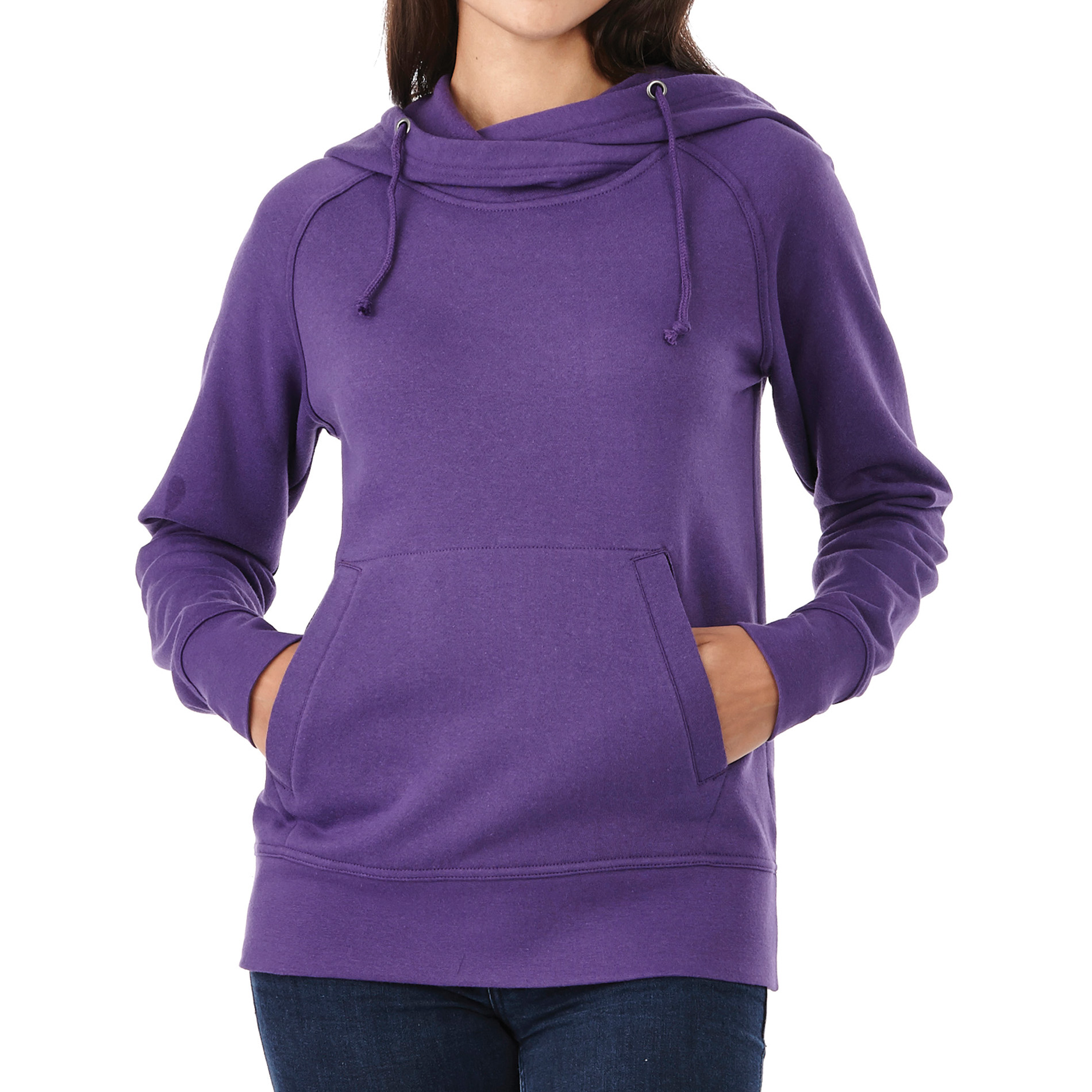 Elevate TM98209 - Women's DAYTON Fleece Hoodie