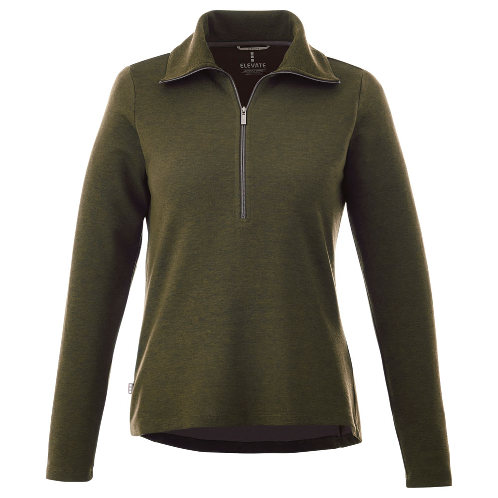 Elevate TM98612 - W-STRATTON Knit Half Zip