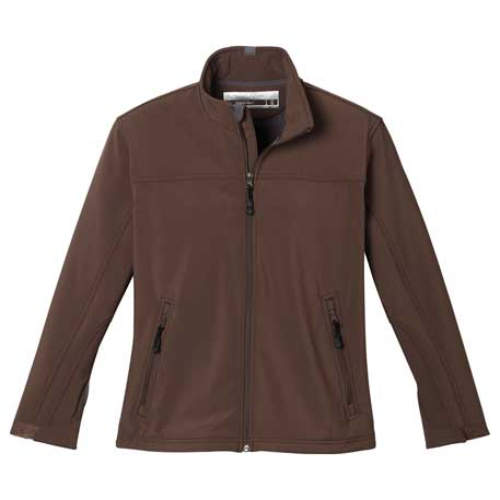 Elevate TM99505 - Women's Solid Softshell Jacket