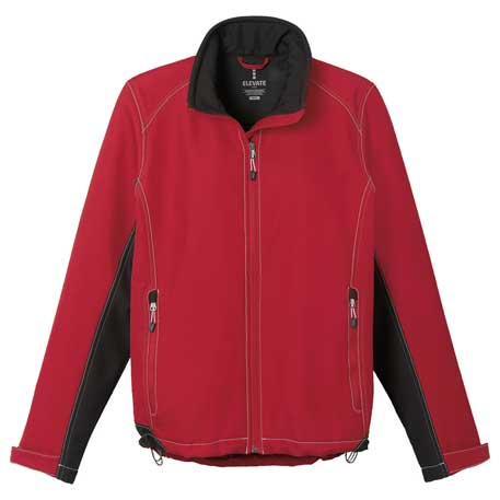 Elevate TM99521 - Women's Iberico Softshell Jacket