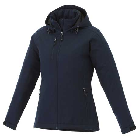 Elevate TM99531 - Women's Bryce Insulated Softshell Jacket