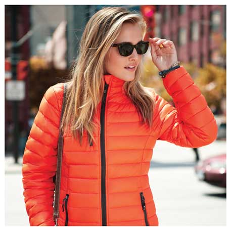 Elevate TM99899 - Women's Whistler Light Down Jacket