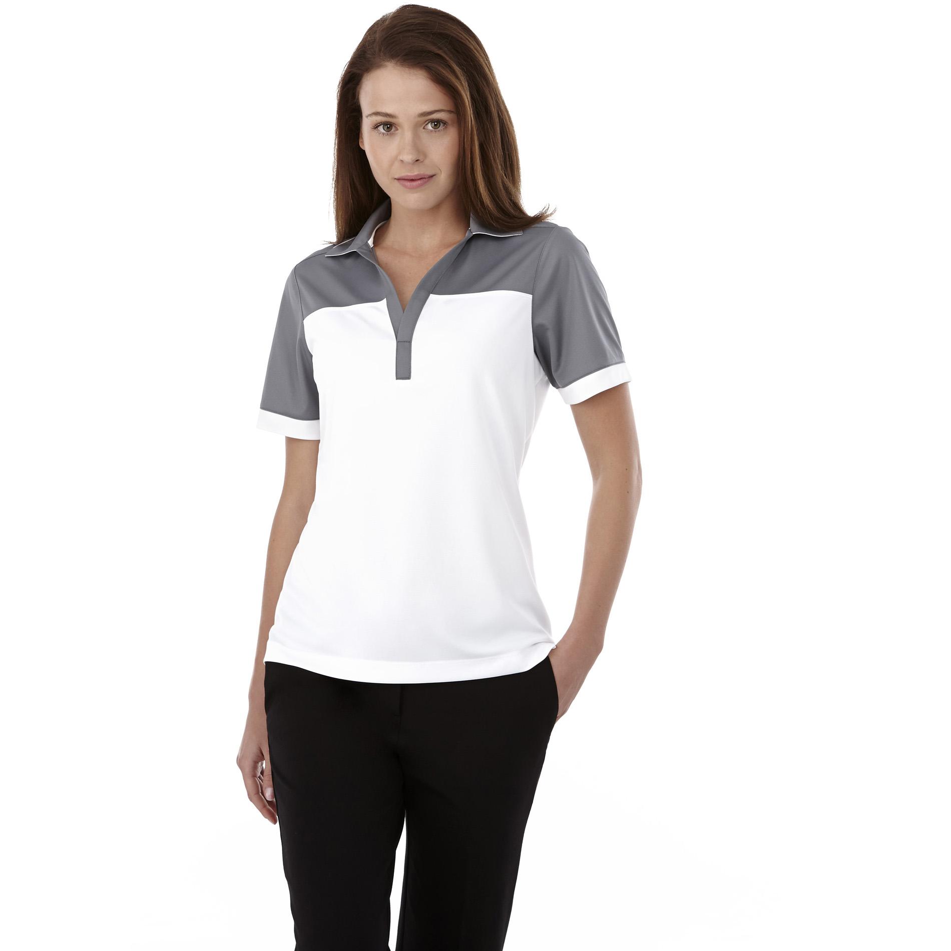 Elevate TM96308 - Women's MACK Short Sleeve Polo