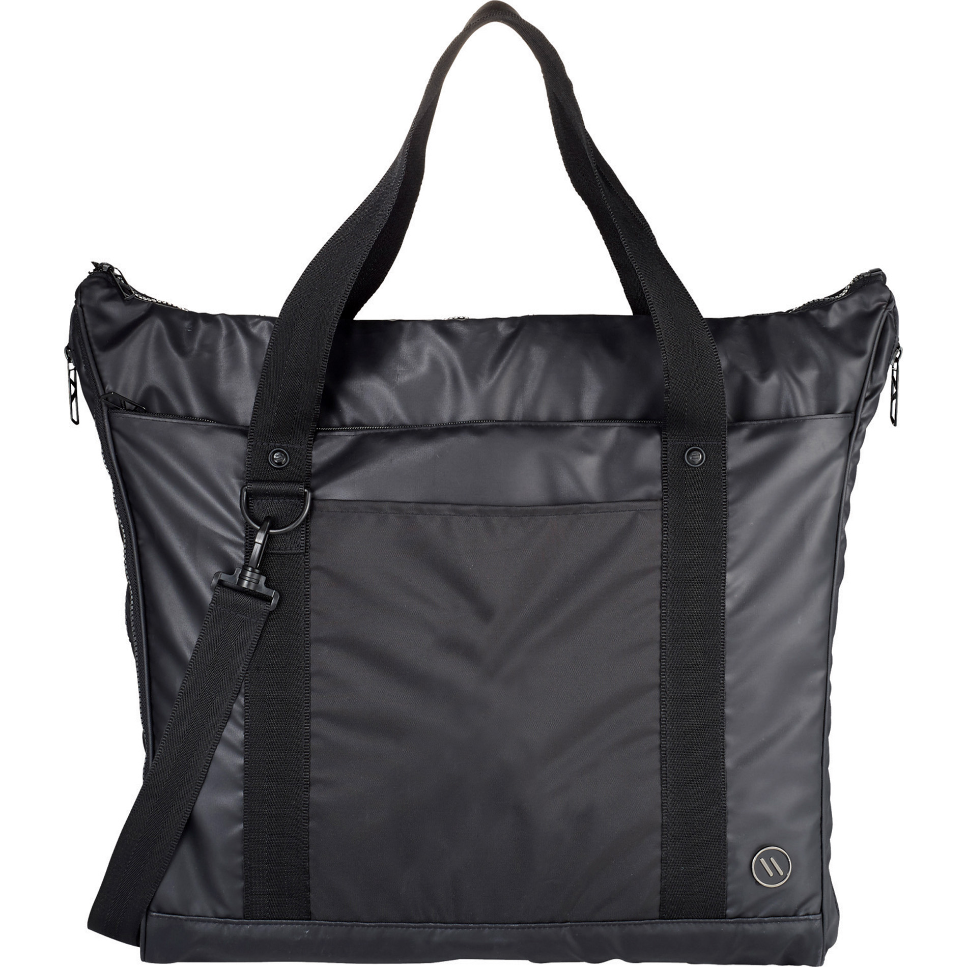 "elleven 0011-89 - 15"" Computer Travel Tote with Garment Bag"