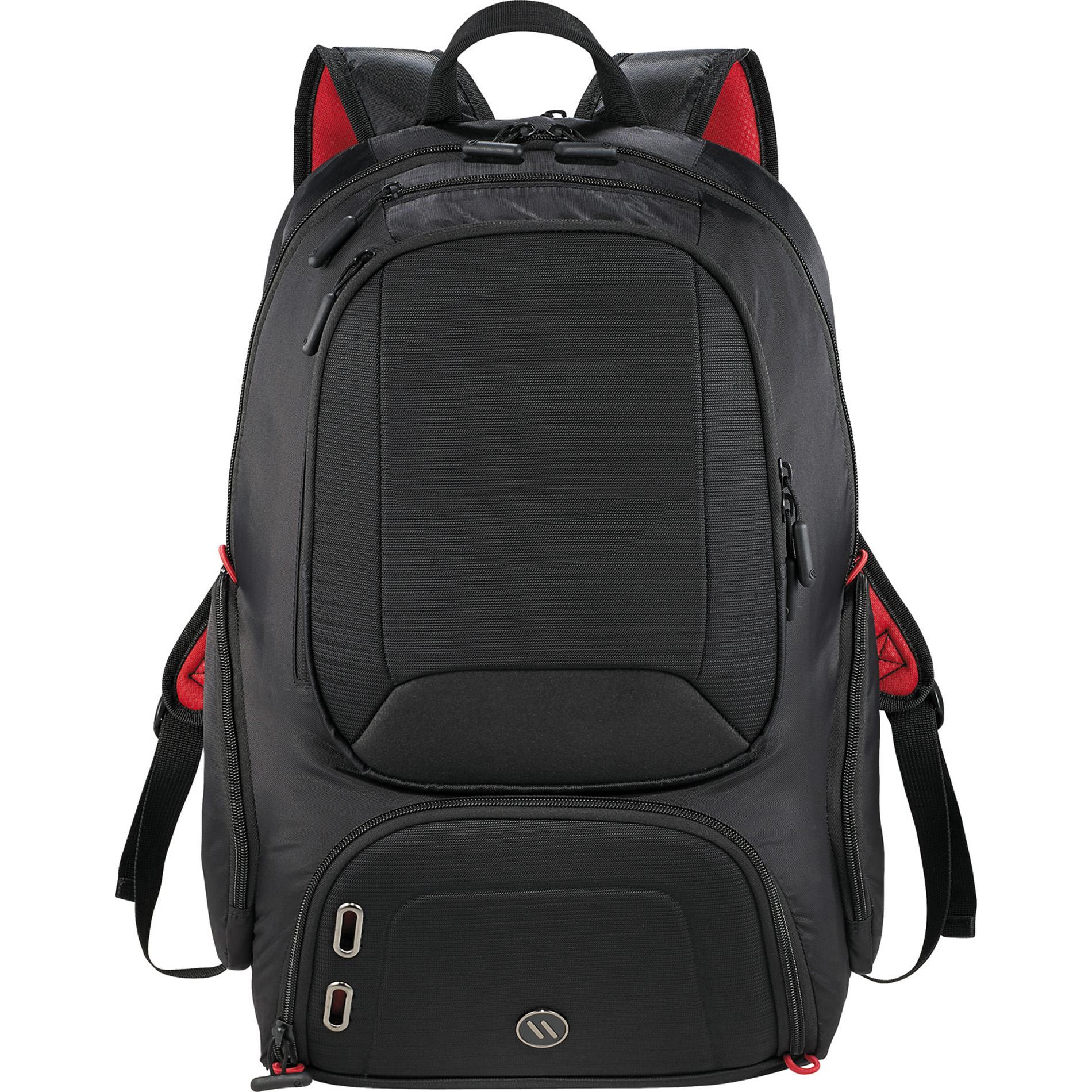 """elleven 0011-60 - Mobile Armor 17"""" Computer Backpack"""