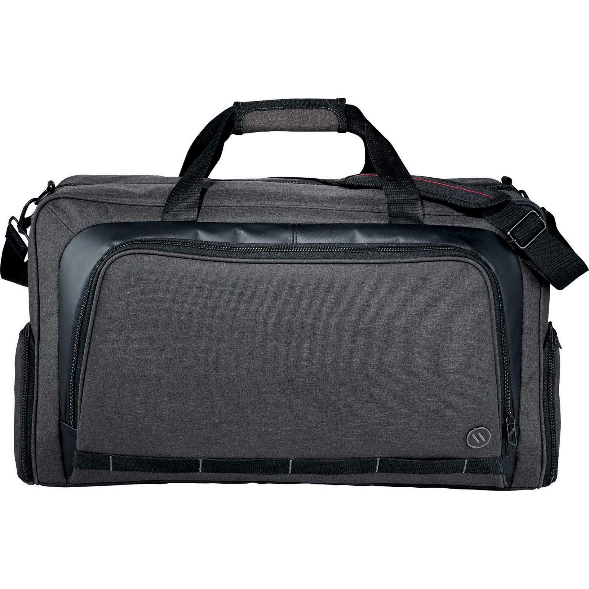 elleven 0011-43 - 22 Squared Duffel with Garment Bag