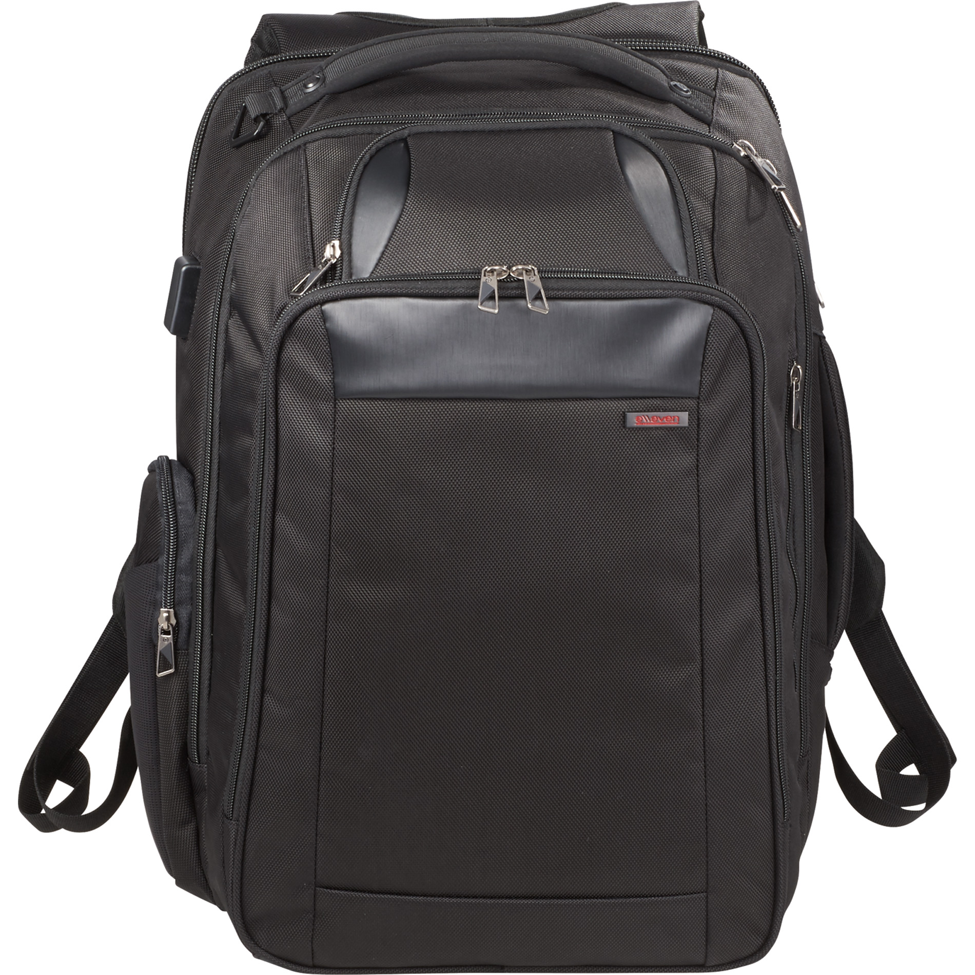 "elleven 0011-92 - Stow TSA 17"" Computer Backpack"