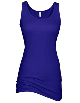 Enza EZ004 - Ladies Fitted Basic Tank