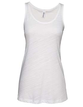 Enza 08279 - Ladies Textured Sublimation Flowy Tank