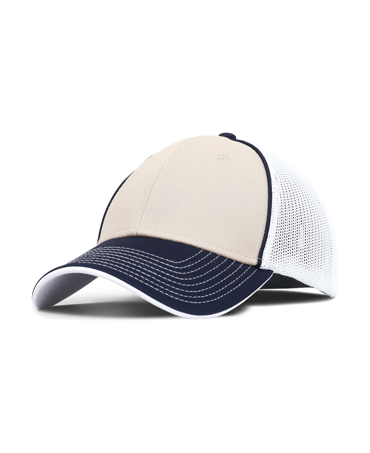 Fahrenheit F0735 - Cotton Twill with High Tech Mesh Cap  3.88 - Headwear 5010d957efa2