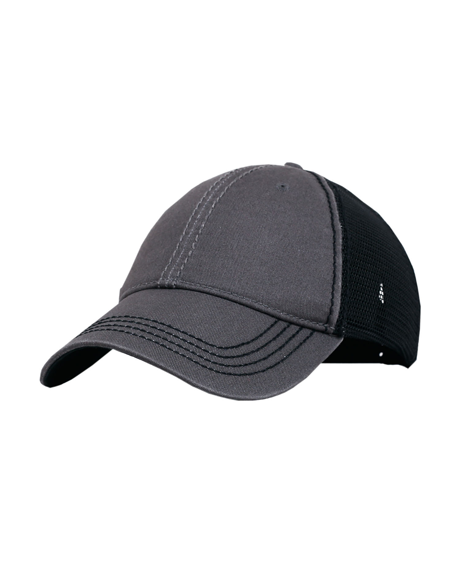 Fahrenheit F0787 - Garment Washed Cotton Mesh Back Trucker ...