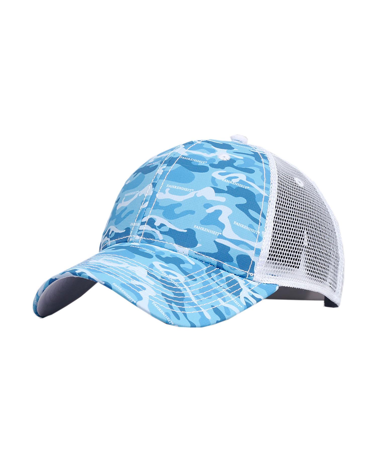Fahrenheit F0820 - Lightweight Nylon Water Camo Cap
