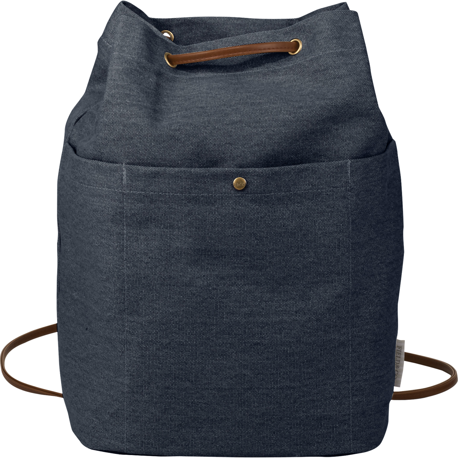 Field & Co. 7950-14 - 16oz Cotton Canvas Convertible Tote