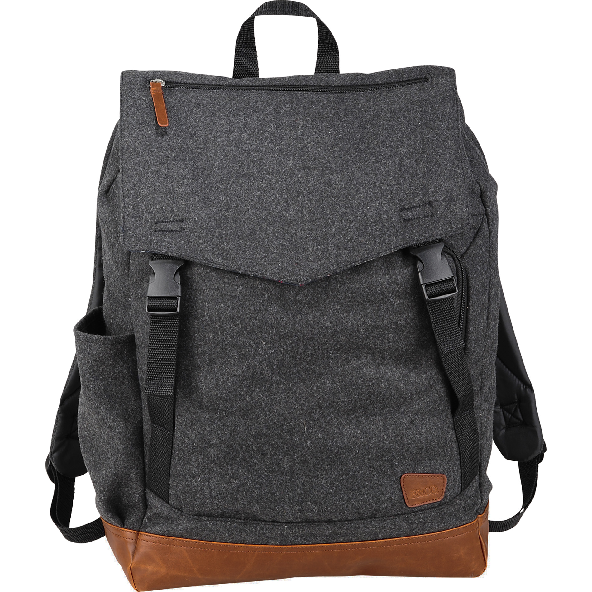 "Field & Co. 7950-72 - Campster Wool 15"" Rucksack Backpack"